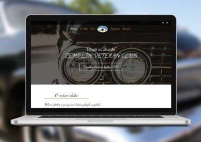 tvorba-web-stranky-pre-zemplin-veteran-klub-v-Michalovciach-nasou-marketingovou-agenturou